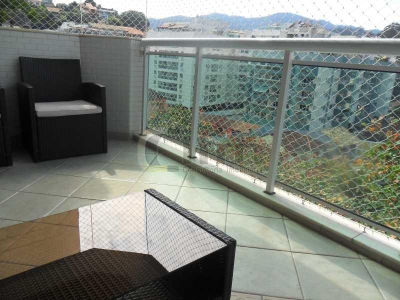 apartamento - ref: cj7848