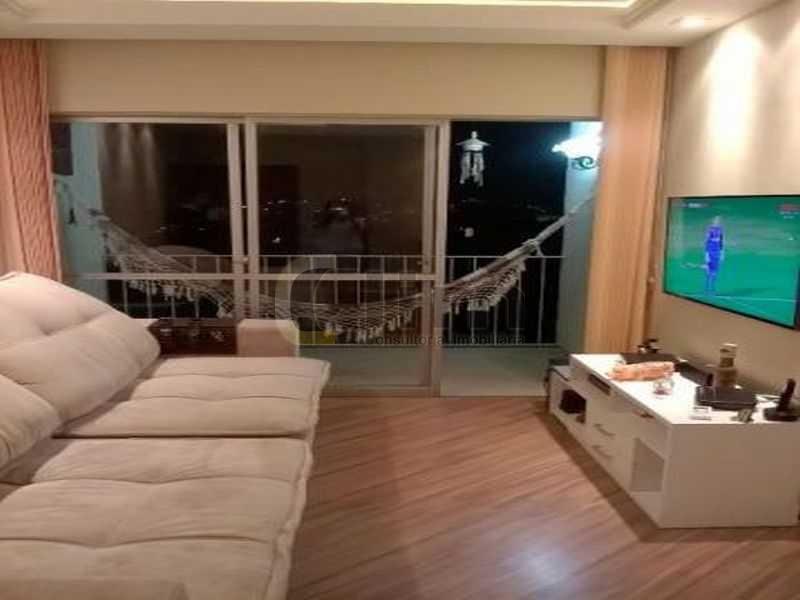 apartamento - ref: cm20072