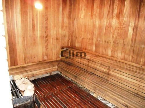 apartamento - ref: cm2464