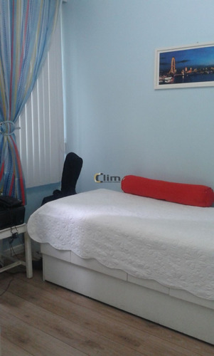 apartamento - ref: cm2481