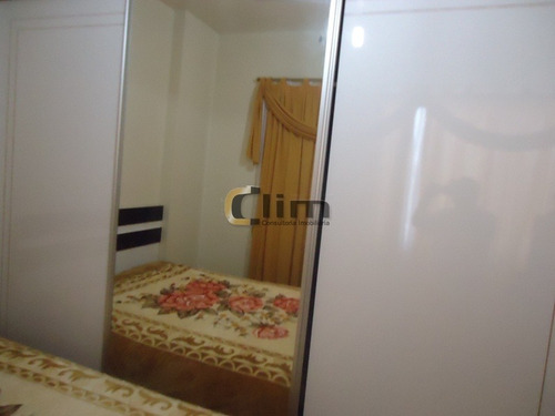 apartamento - ref: cm2488