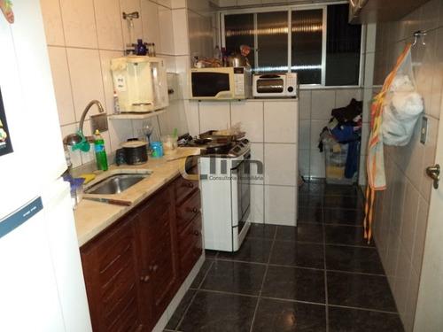 apartamento - ref: cm2536