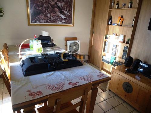 apartamento - ref: cm7043