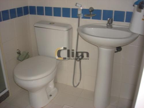 apartamento - ref: cr7267