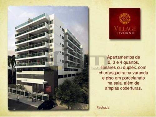 apartamento - ref: la9506