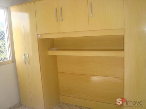 apartamento - ref: ref. 10734 l