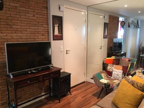 apartamento reformado alto do ipiranga, mogi das cruzes - ap00662 - 3389643