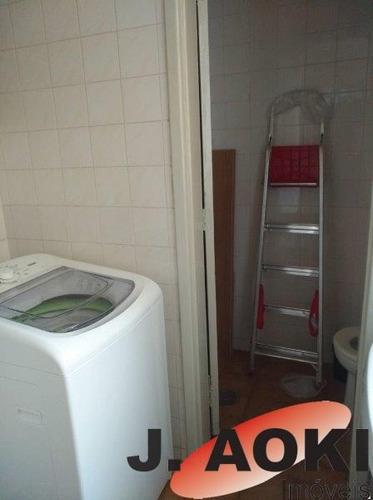 apartamento reformado, apenas 5 m do metro ana rosa - ap70732