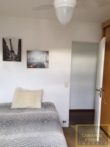 apartamento reformado, com 02 dormitórios - eb82778