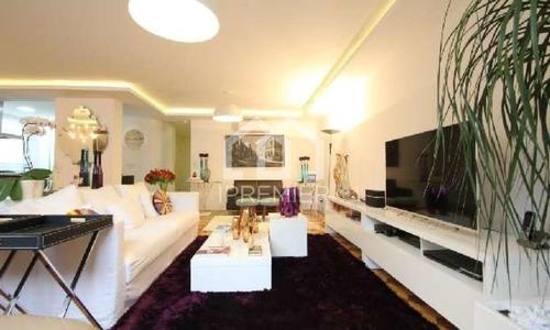 apartamento reformado com 3 suítes no jardim paulista - rt1770