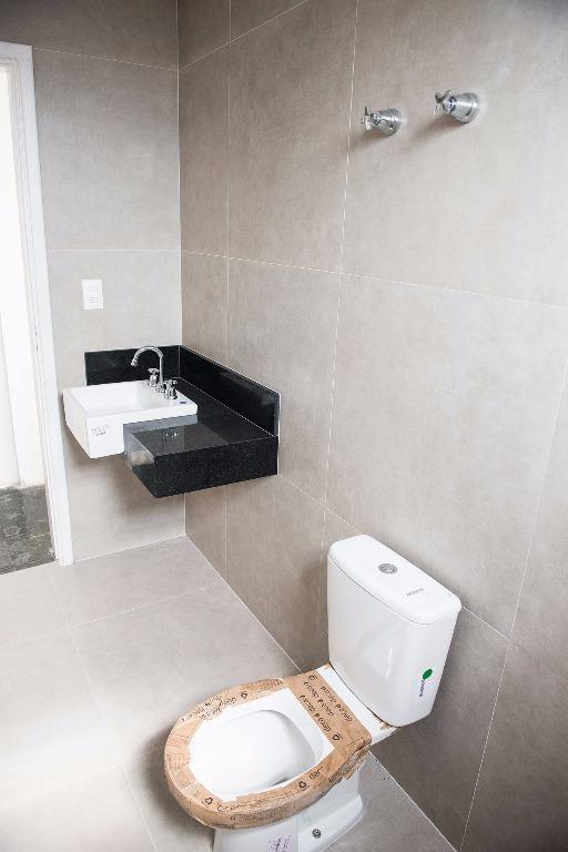 apartamento reformado no campo grande, com 3 dormitórios e 1 suíte - ap1265