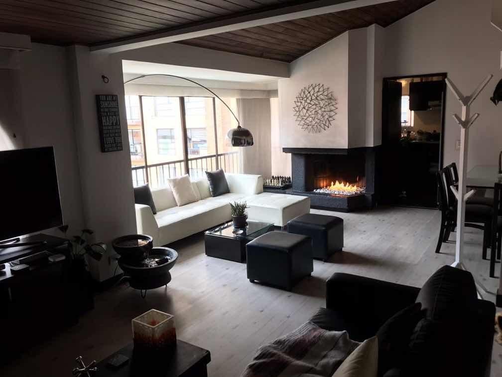 apartamento remodelado cedritos