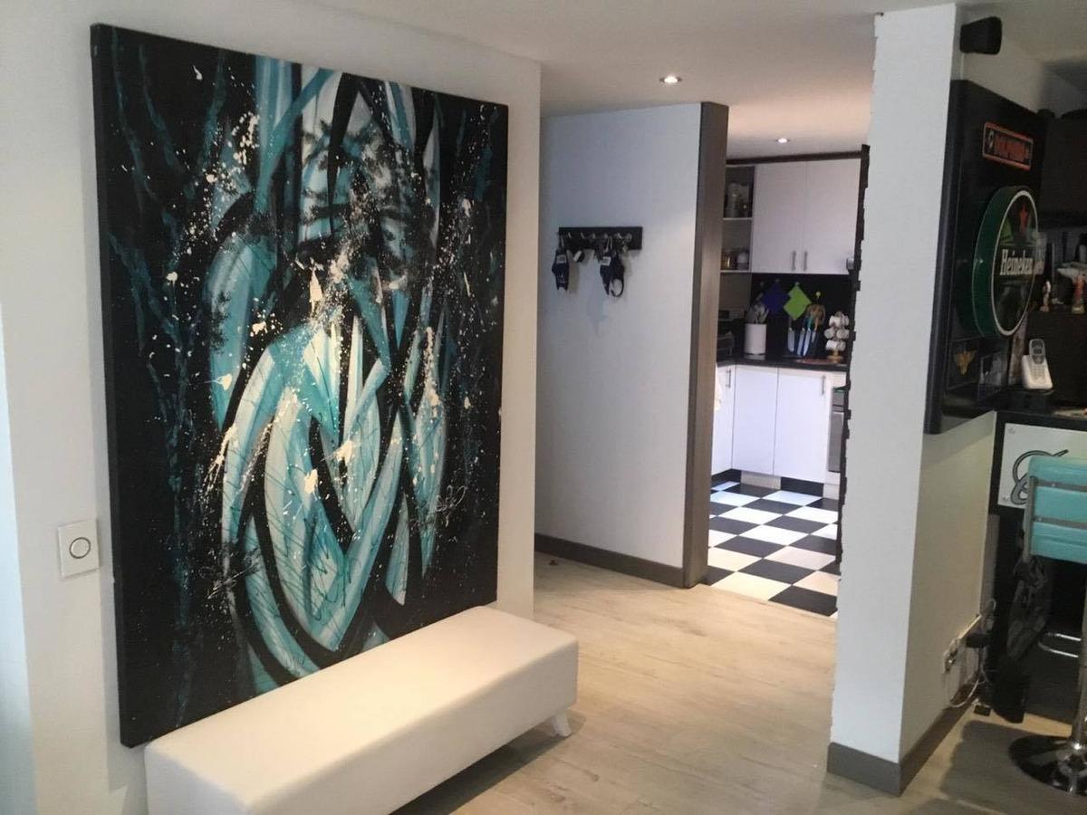 apartamento remodelado espectacular