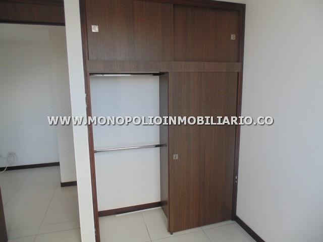 apartamento renta loma del barro envigado cod: 11181