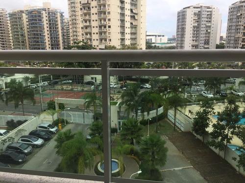 apartamento reserva carioca - 4 quartos e 2 suites - 230