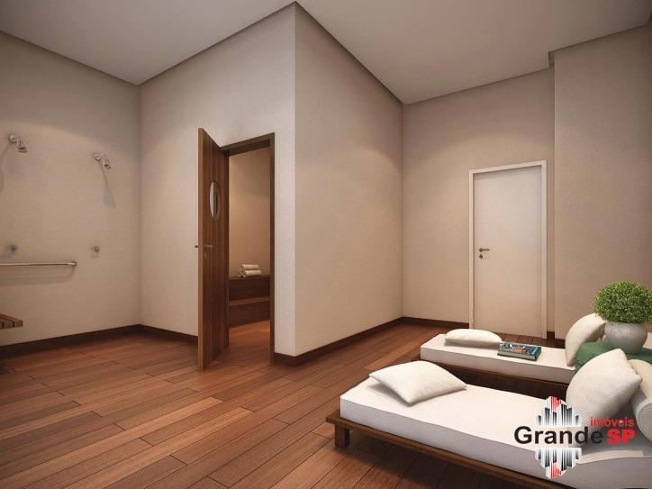 apartamento resid alameda 1dorm 56m2 c/ suíte vaga  - 2182