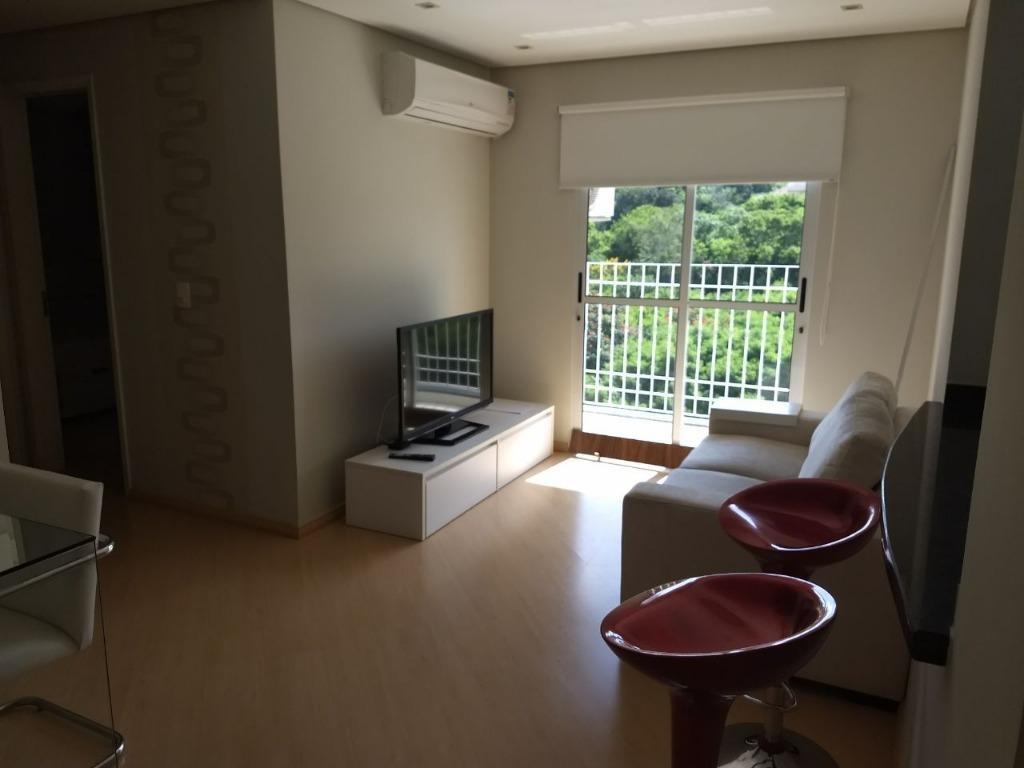 apartamento residencial 2 dormitórios à venda, mansões santo antônio, campinas/sp. - ap0013