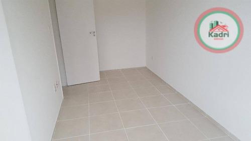 apartamento residencial á venda, canto do forte - ap1465