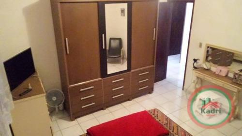 apartamento residencial á venda. canto do forte - ap1534