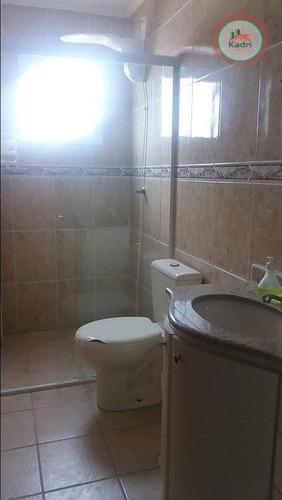 apartamento residencial á venda e locação, vila mirim - ap1443