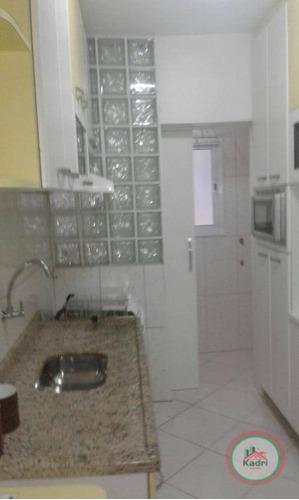 apartamento residencial á venda, vila mirim - ap1684
