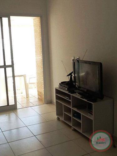 apartamento residencial á venda, vila mirim - ap1689