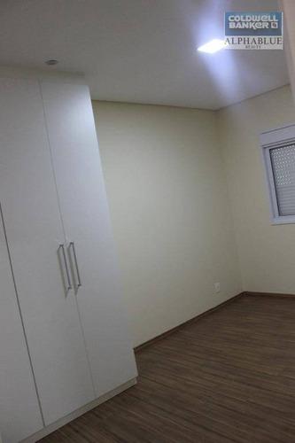 apartamento residencial , alphaville, barueri. - ap0437