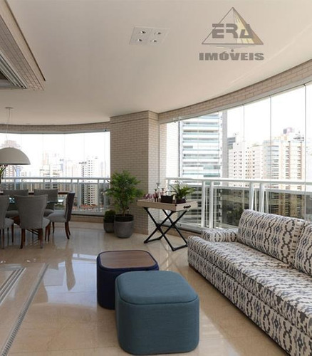 apartamento residencial alto padrão à venda, jardim anália franco, são paulo - ap0058. - ap0058