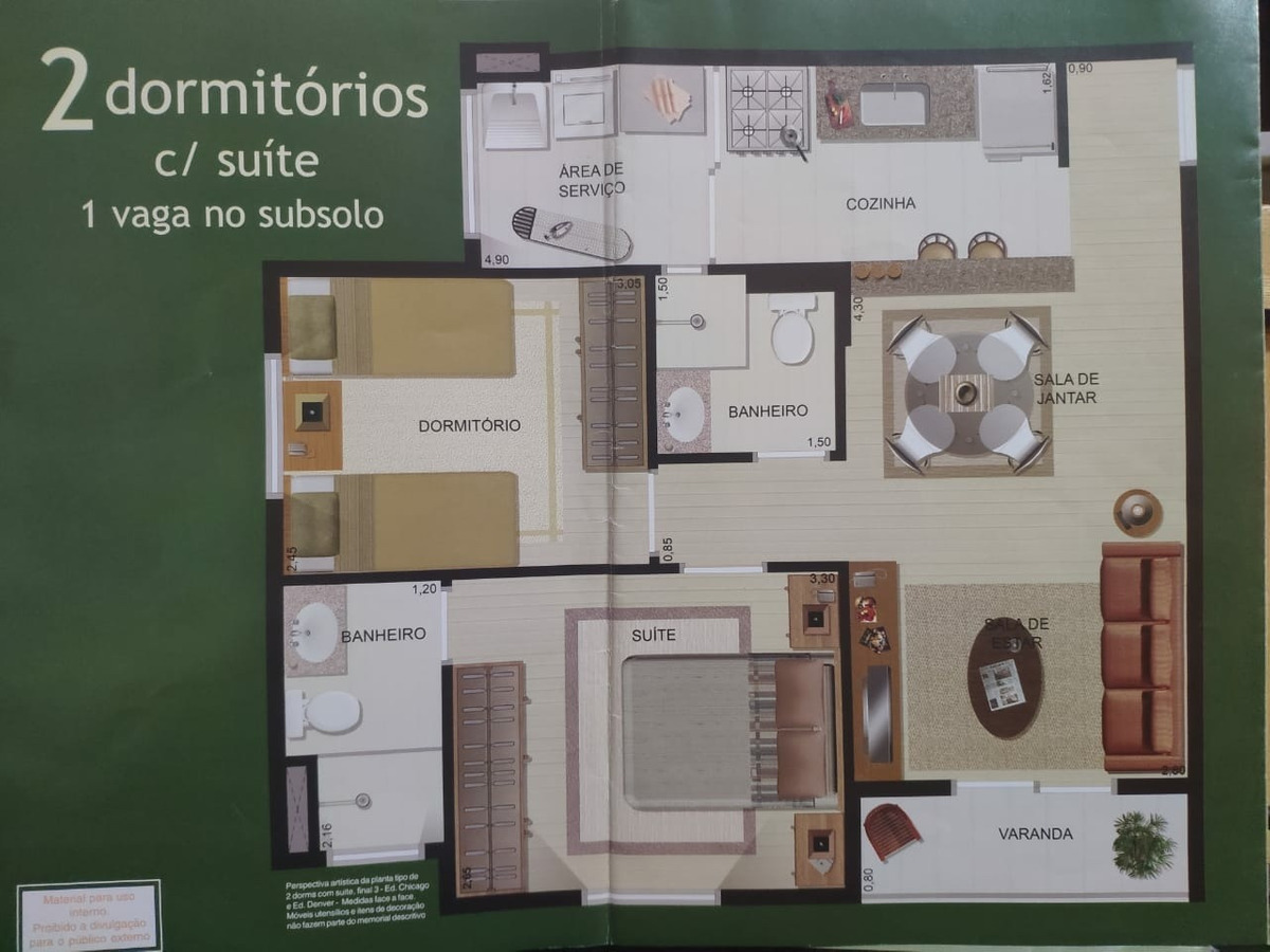 apartamento residencial biosfera