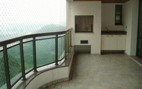 apartamento residencial com maravilhosa varanda gourmet. para locação, panamby, são paulo.