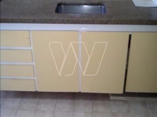 apartamento residencial em campinas - sp, bosque - ap00433