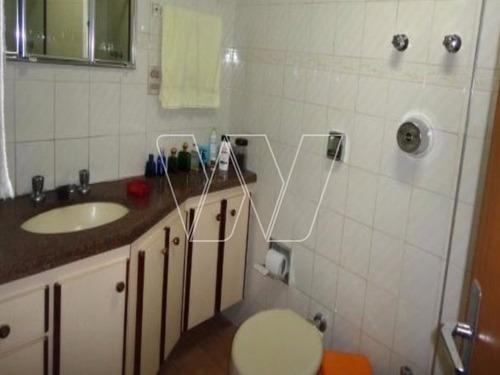 apartamento residencial em campinas - sp, bosque - ap00438