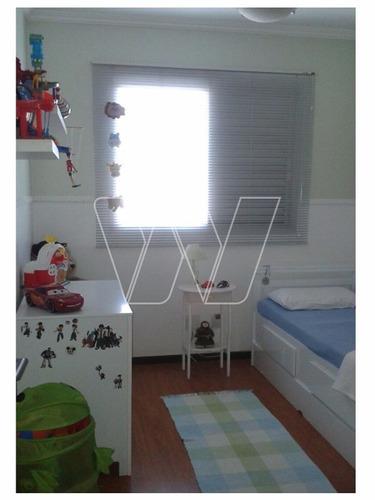 apartamento residencial em campinas - sp, bosque - ap00657