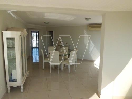 apartamento residencial em campinas - sp, cambui - ap00443