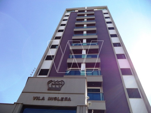 apartamento residencial em campinas - sp, cambuí - ap00504