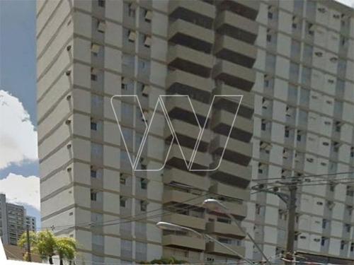 apartamento residencial em campinas - sp, cambuí - ap00523