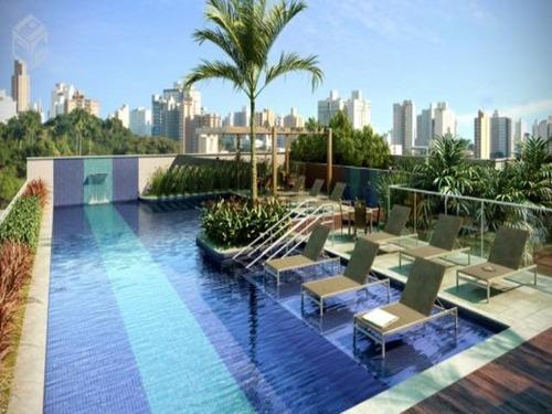 apartamento residencial em campinas - sp, cambui - ap00531