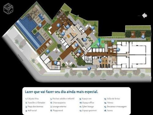 apartamento residencial em campinas - sp, cambui - ap00546