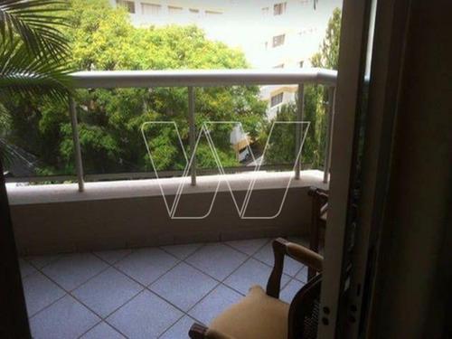apartamento residencial em campinas - sp, cambui - ap00567