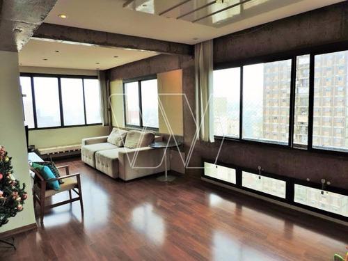 apartamento residencial em campinas - sp, cambui - ap00683