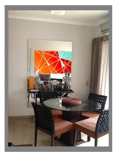 apartamento residencial em campinas - sp, cambui - ap00710
