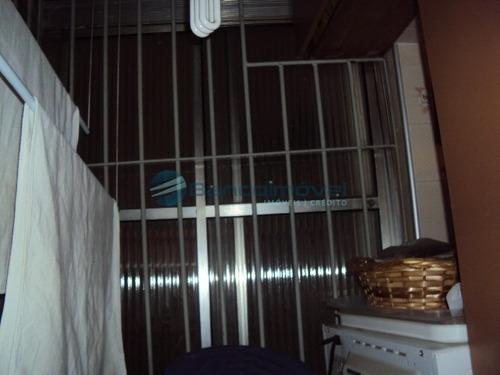 apartamento residencial em campinas - sp, cambuí - ap01172