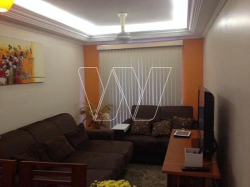 apartamento residencial em campinas - sp, campos eliseos - ap00527