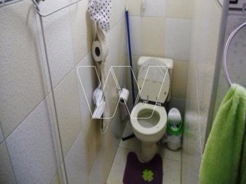 apartamento residencial em campinas - sp, centro - ap00411