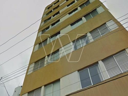 apartamento residencial em campinas - sp, centro - ap00424