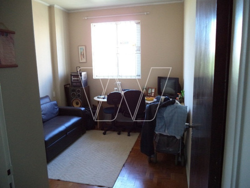apartamento residencial em campinas - sp, centro - ap00435