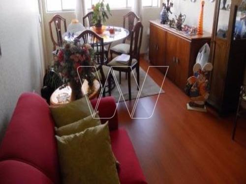 apartamento residencial em campinas - sp, centro - ap00448