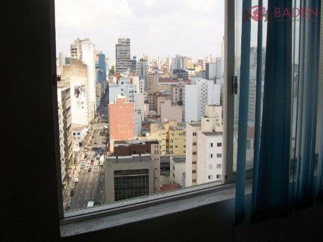 apartamento residencial em campinas - sp, centro - ap00463