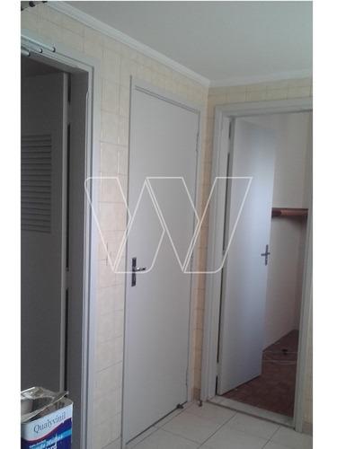apartamento residencial em campinas - sp, centro - ap00650