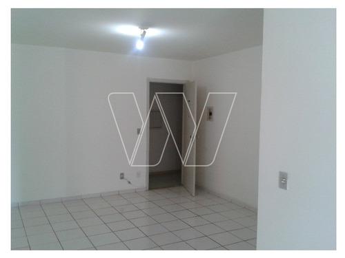 apartamento residencial em campinas - sp, centro - ap00656